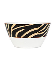 Lauren Ralph Lauren Safari Zebra Cereal Bowl