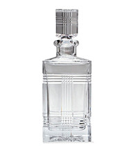 Lauren Ralph Lauren Glen Plaid Decanter