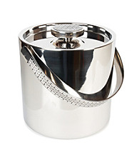 Lauren Ralph Lauren Watchband Ice Bucket with Tongs