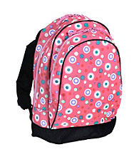 Wildkin Polka Dots Sidekick Backpack - Pink