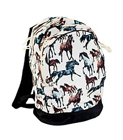 Wildkin Horse Dreams Sidekick Backpack - Brown