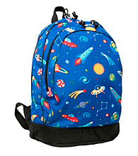 Wildkin Olive Kids Out of This World Sidekick Backpack - Blue