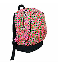 Wildkin Kaleidoscope Sidekick Backpack - Pink/Multi