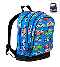 Wildkin Olive Kids Heroes Sidekick Backpack - Blue