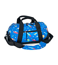 Wildkin Olive Kids Out of This World Duffel Bag - Blue