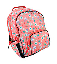 Wildkin Polka Dots Macropak Backpack - Pink/Multi