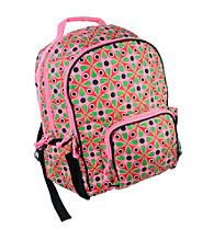 Wildkin Kaleidoscope Macropak Backpack - Pink/Multi