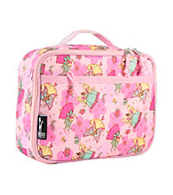 Wildkin Fairies Lunch Box - Pink