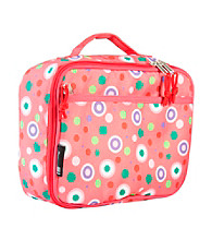 Wildkin Polka Dots Lunch Box - Pink/Multi