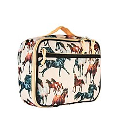 Wildkin Horse Dreams Lunch Box - Brown