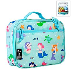 Wildkin Olive Kids Mermaids Lunch Box - Blue