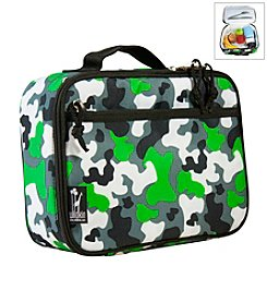 Wildkin Camo Lunch Box - Green