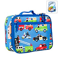 Wildkin Olive Kids Heroes Lunch Box - Blue