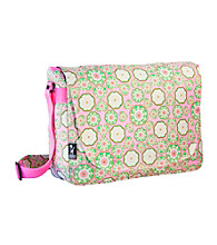 Wildkin Majestic Laptop Messenger Bag - Pink