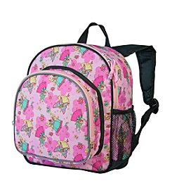 Wildkin Fairies Pack 'n Snack Backpack - Pink