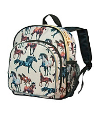 Wildkin Horse Dreams Pack 'n Snack Backpack - Brown