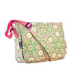 Wildkin Majestic Kickstart Messenger Bag - Pink