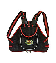 Pet Life™ Fashion Mesh Harness with Built-In Back Pouch