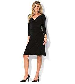Lauren Ralph Lauren® Surplice Dress