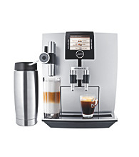Jura-Capresso IMPRESSA J9 One Touch Fully Automatic Silver Coffee Center