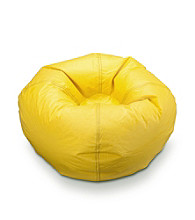 Ace Bayou Marigold Matte Bean Bag Chair