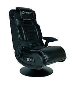 Ace Bayou X-Rocker Pro Series Tilt/Swivel Pedestal Chair with 2.1 Wireless Audio System