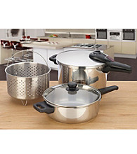 Fagor Splendid 2-in-1 Multi Pressure Cooker Set