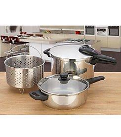 Fagor Splendid 2-in-1 Multi Pressure Cooker Set