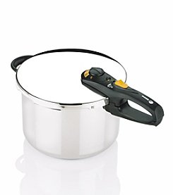 Fagor Duo 6-qt. Stainless Steel Pressure Cooker