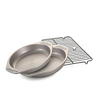 Circulon® 3-pc. Round Bakeware Set