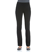 Karen Kane® Black Pintuck Pants