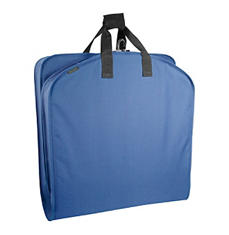 "Wally Bags 40"" Navy Garment Bag"