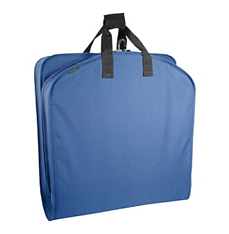 "Wally Bags® 60"" Navy Garment Bag"