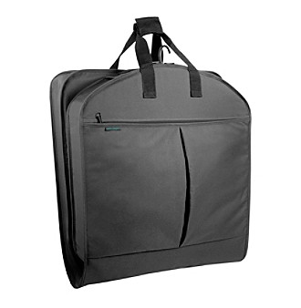 "Wally Bags® 40"" Suit Length Garment Bag with Pockets"