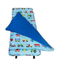 Wildkin Olive Kids Trains, Planes & Trucks Nap Mat