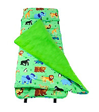 Wildkin Olive Kids Wild Animals Nap Mat
