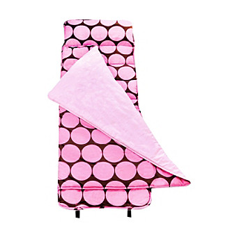 Wildkin Big Dots Pink Nap Mat