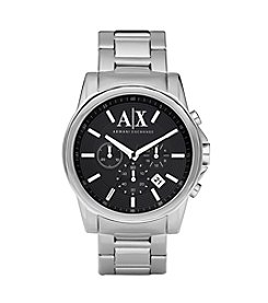 A|X Armani Exchange Men's Stainless Steel Classic Watch