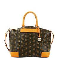 Dooney & Bourke® 1975 Signature Biscuit Satchel