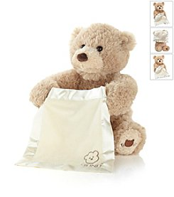 GUND® Brown Peek-A-Boo Bear