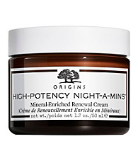 Origins® High Potency Night-A-Mins™ Mineral-Enriched Renewal Cream