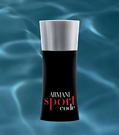 Armani Code Sport Fragrance Collection