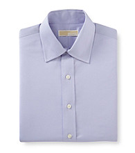 MICHAEL Michael Kors® Men's Twill Dress Shirt - Lilac