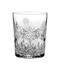 Waterford® Snowflake Wishes Lismore 2011 Wishes for Joy Double Old Fashioned Glass