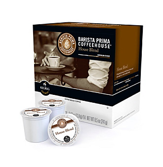 Keurig Barista Prima® Coffeehouse House Blend 18-pk. K-Cup® Portion Pack