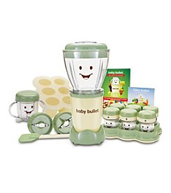 Baby Bullet® Complete Baby Food Making System