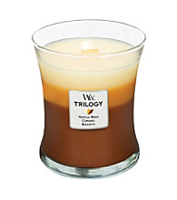 WoodWick® Trilogy Café Sweets Layered Candle by Virginia Candle Company™