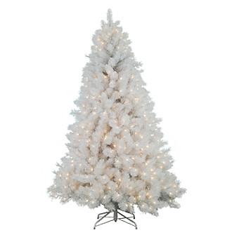 Sterling Inc 75 Pre Lit White Cashmere Christmas Tree TlQAeaFQ