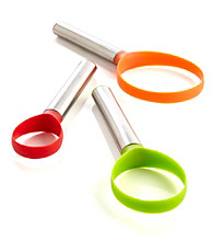 Bethany Housewares Set of 3 Fruit Scoops