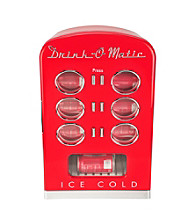 Kalorik Drink-O-Matic Mini Vending Machine - Red